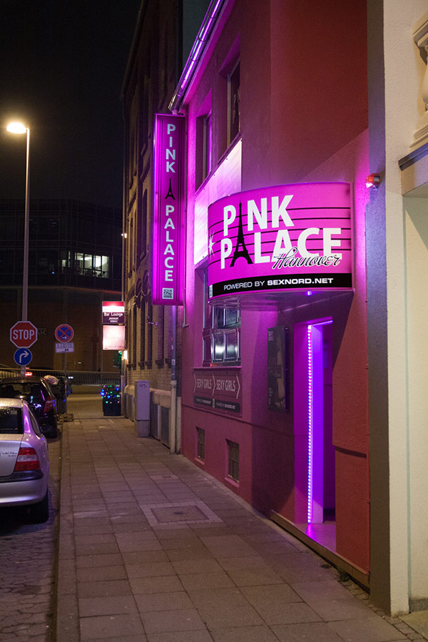 pink palace hannover