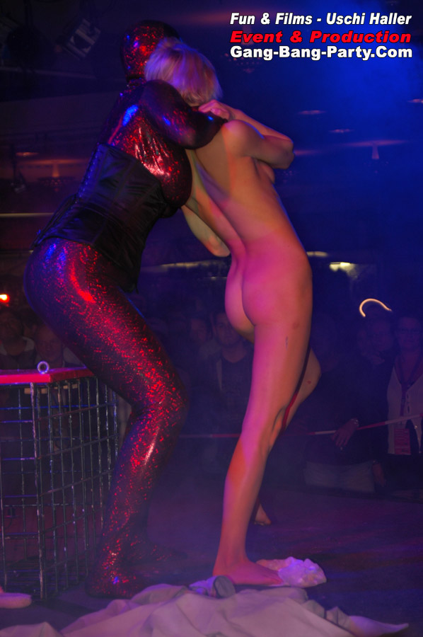 was ist gang bang party privatmodelle berlin