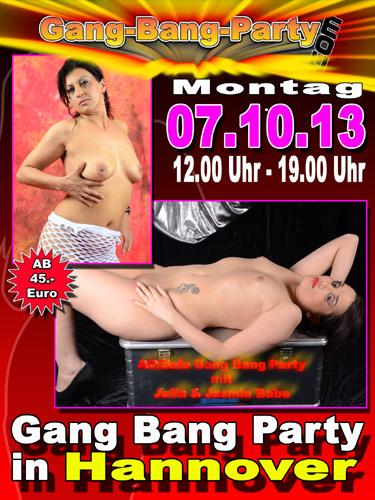 Top bewertete Videos von Tag: gangbang party