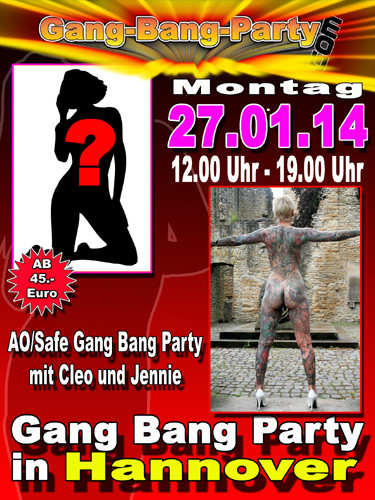 gang bang parties sexspielzeuge im test