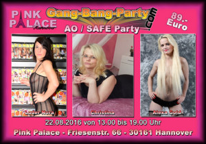 bdsm anal gangbang party hannover